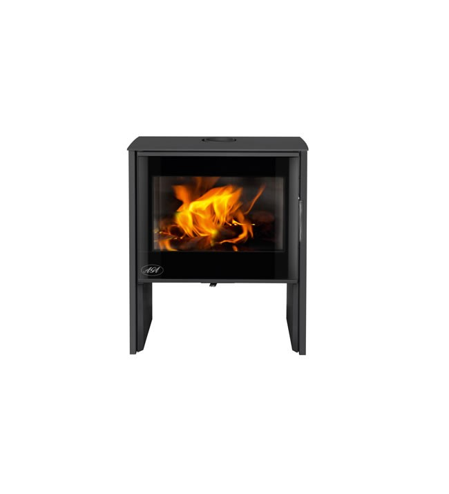 Aga hanwood 6kw defra approved stove