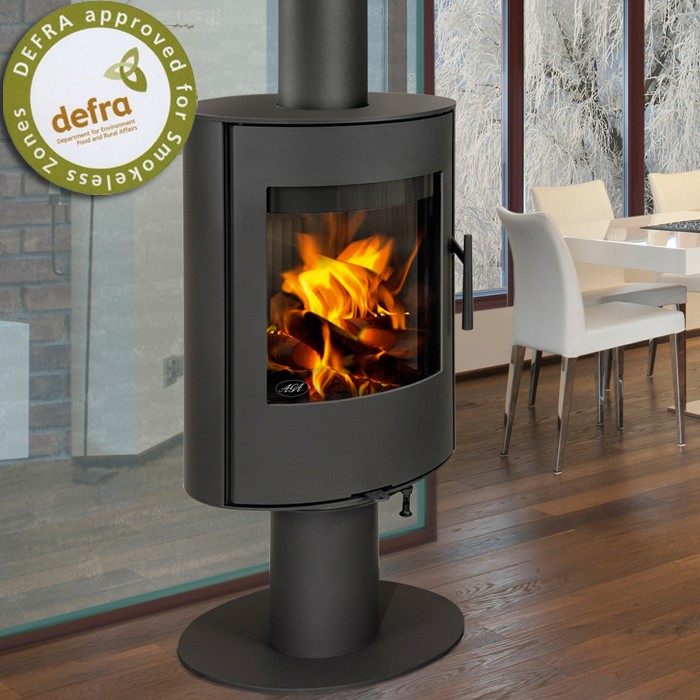 Aga lawley defra approved wood burning stove2
